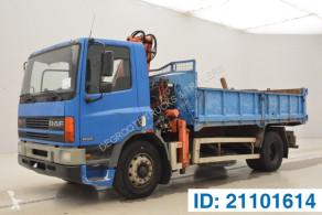 Teherautó DAF 240 használt billenőkocsi