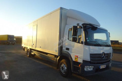 Camion Mercedes Atego 1618 NL fourgon polyfond occasion