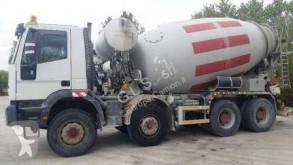 Iveco concrete mixer concrete truck Eurotrakker 410E37