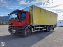 Camión Iveco Stralis AD 260 S 31 furgón usado