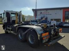 Camión Gancho portacontenedor Renault Kerax 380.26