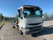 Camión Gancho portacontenedor Renault Midlum 270 DXI