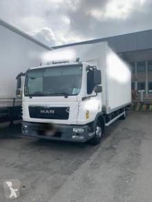 Teherautó MAN TGL 12.180 BL használt polcozható furgon