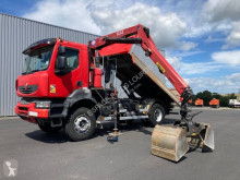 Camión volquete volquete trilateral Renault Kerax 370.19 DXI