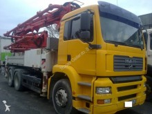 MAN TGA 33.430 truck used concrete pump truck