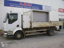 Camion Renault Midlum 180.12 DCI benne occasion