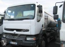 Kamion cisterna potravinářský Renault Kerax 270
