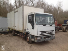 Iveco Eurocargo 80E15 truck used beverage delivery box