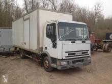 Iveco beverage delivery box truck Eurocargo 80E15