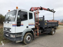 Iveco three-way side tipper truck Eurocargo 150 E 23