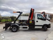 Iveco hook arm system truck Daily 70C15V