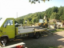 Renault heavy equipment transport truck Gamme B 110