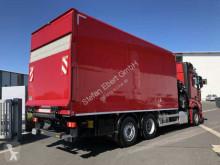 Voir les photos Camion Mercedes Actros 2543 L 6x2 Koffer+LBW+Kran+Fly-Jib+Winde