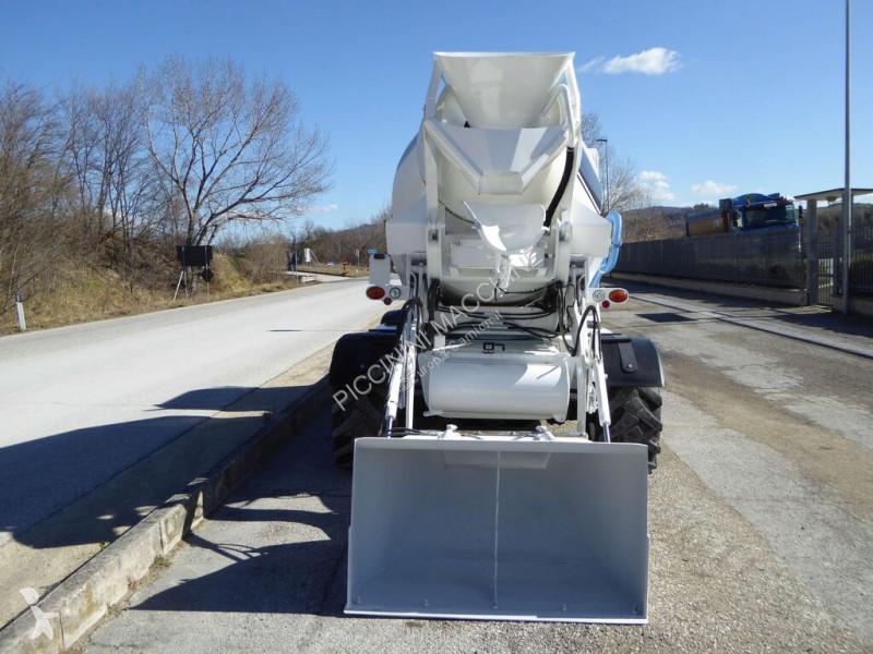 Fiori 460 Cbv.Used Fiori Concrete Mixer Truck Db 460 Cbv N 4827988