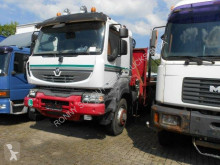 Voir les photos Camion Renault Kerax 450.26   6x6  Standheizung/Klima/Tempomat