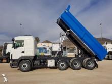 Voir les photos Camion Scania R124 420