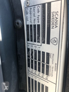 Voir les photos Camion Scania 114-340 / MANUAL / / / ANIMAL TRANSPORT / 2000