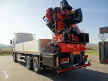 Voir les photos Camion Scania R 480 / 6X4 / CRANE PALFINGER PK 40002 + FLY JIB
