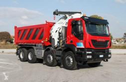 Voir les photos Camion Iveco Trakker 500 8x4