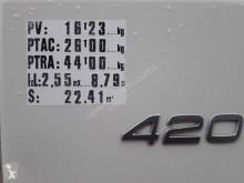 Voir les photos Camion Volvo FMX 420