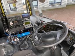 Vedere le foto Veicolo per la pulizia delle strade Mercedes Atego 1524 L 4x2  1524 L 4x2, Abrollkipper, Kehrmaschine Brock