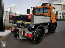Voir les photos Camion Unimog Mercedes-Benz U300 4x4 Hydraulik Standheizung