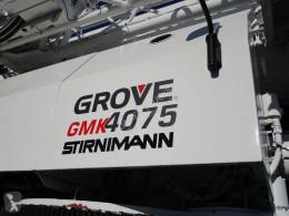 Voir les photos Camion Grove GMK 4075