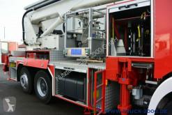 Voir les photos Camion Mercedes 2628 Feuerwehr Rettungsbühne 33m 4 Pers.*Rutsche