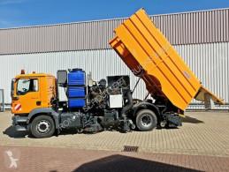 View images MAN TGM 18.330 4x2 BB  18.330 4x2 BB Schmidt AS 990 Airport Sweeper road network trucks