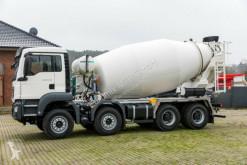 Voir les photos Camion MAN 41.400 8x4 / Euromix MTP Mischer 12m³ / EURO 3