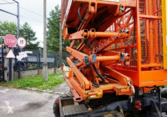 Voir les photos Camion nc GEISMAR LAMA Rail Platform Schienen TWO WAY