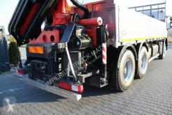 Zobaczyć zdjęcia Ciężarówka Renault LANDER 370/6X4 /CRANE PALFINGER 18500 / RADIO