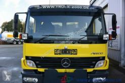 Voir les photos Engin de voirie Mercedes 1518 Kehrmaschine + Winterdienststreuer + Schild