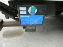 Voir les photos Camion Mercedes 815 Möbelkoffer, innen mit Möbeldämmung, LBW