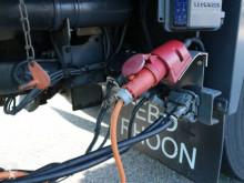 Voir les photos Camion remorque DAF XF460 FAR SSC EURO 6 6X2 TOP CONDITION 50 CC FRIGO COMBI