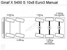 Просмотреть фотографии Грузовик Ginaf X 5450 S 10x8 Manual
