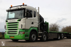 View images Scania R 420 trailer truck