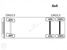 Voir les photos Camion DAF CF 85.360 *Kipper 5,00 + Kran/FUNK*Topzustand!