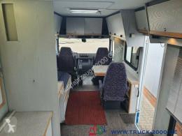 Voir les photos Véhicule utilitaire Mercedes Vario 510 Wohnmobil + Büro mit Scheckheft 1.Hand