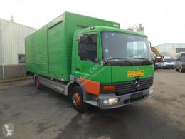 Voir les photos Camion Mercedes Atego