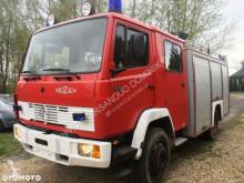 Voir les photos Camion Mercedes 1120 4X4 Fire 2000 l Feuerwehr Unit 6 Person