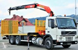 Voir les photos Camion Volvo FM12 380 Abschleppwagen 7,50 +Kran * 6x4!