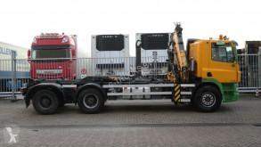 Voir les photos Camion Ginaf X 3232 S/380 HOOKARM SYSTEM WITH HMF CRANE