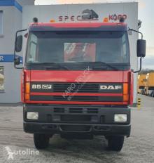Voir les photos Camion DAF 85 CF 360 Tipper 6X6  Full Steel, big axles , Crane 13m