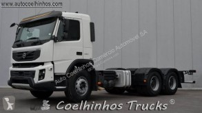 Voir les photos Camion Volvo FMX 460