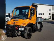 Voir les photos Camion Unimog U300 4x4 Hydraulik Standheizung Klima