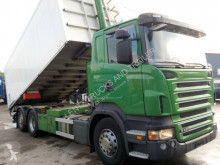 Voir les photos Camion Scania R420-6X2-ADBLUE-LENKACHSE-RETARDER-MANUAL