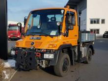 Voir les photos Camion Mercedes UNIMOG U300 4x4 Hydraulik Standheizung Klima