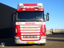 Se fotoene Lastbil med anhænger Scania R 480