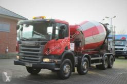 Voir les photos Camion Scania P380 8X4 9m3 Trommel